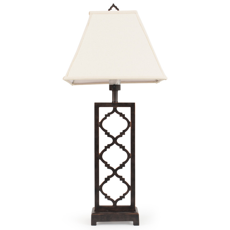 OUT-661TL Cast Style Outdoor Table Lamp