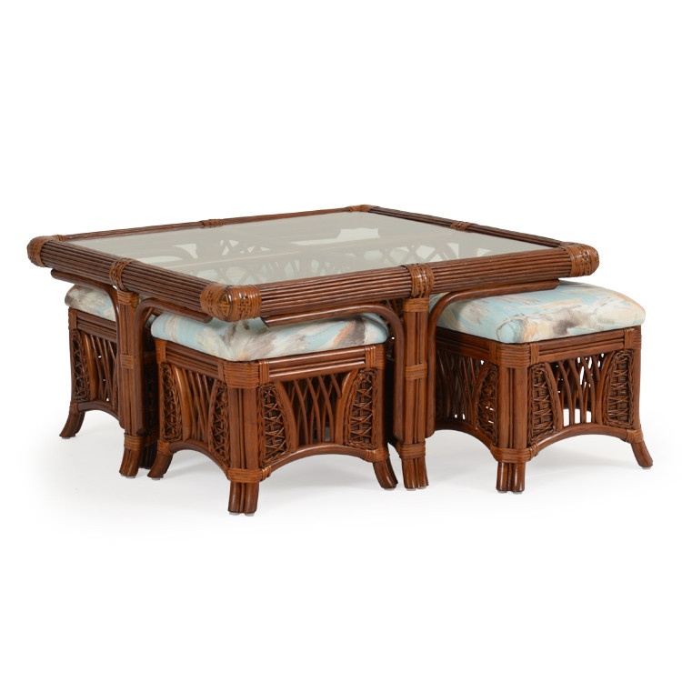 "5428 37.5"" Square Hassock Table"
