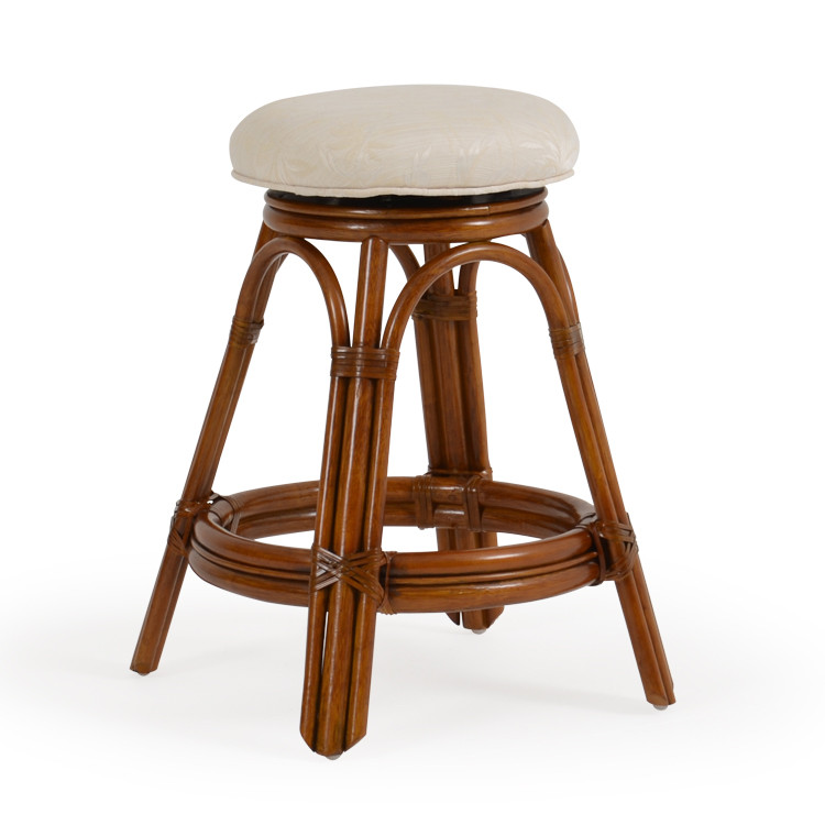 44 Backless Swivel Counter Stool