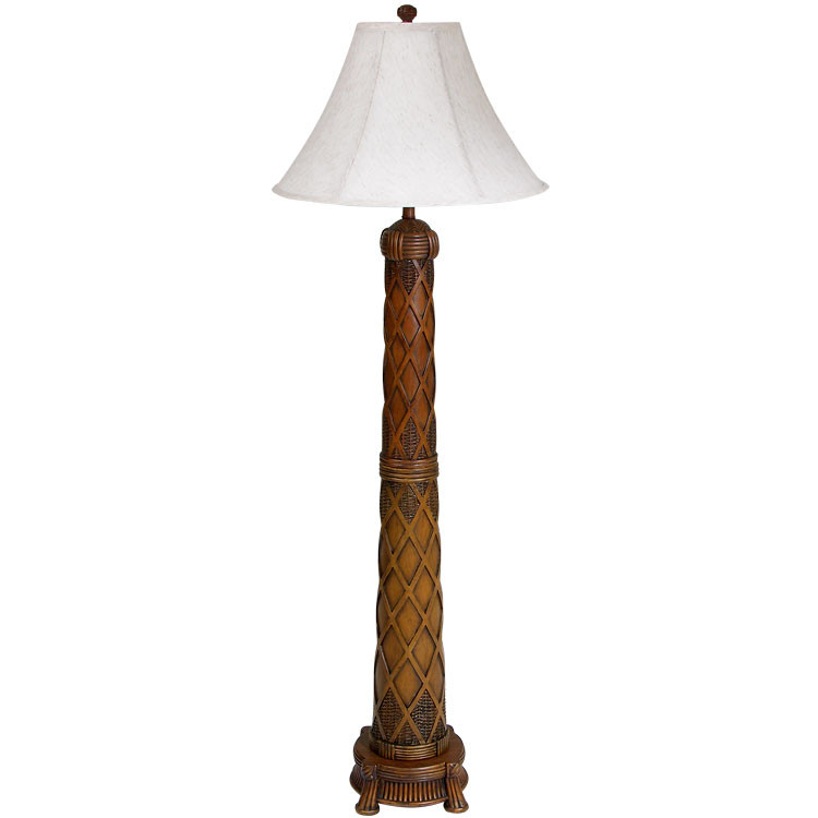 541FL,CB Island Way Floor Lamp