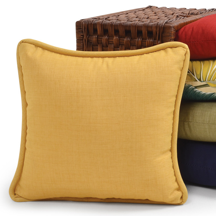 "HMPT 16"" Square Toss Pillow"