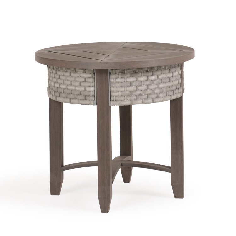 """641820 25.5"""" Round End Table"""