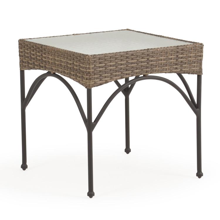"""621821ET-SQ 21"""" Square End Table"""