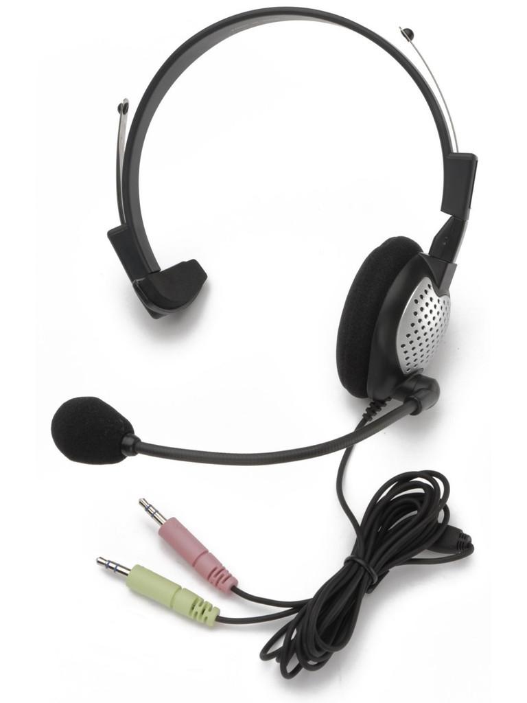 NC-181 On-Ear Mono (Monaural) PC Headset