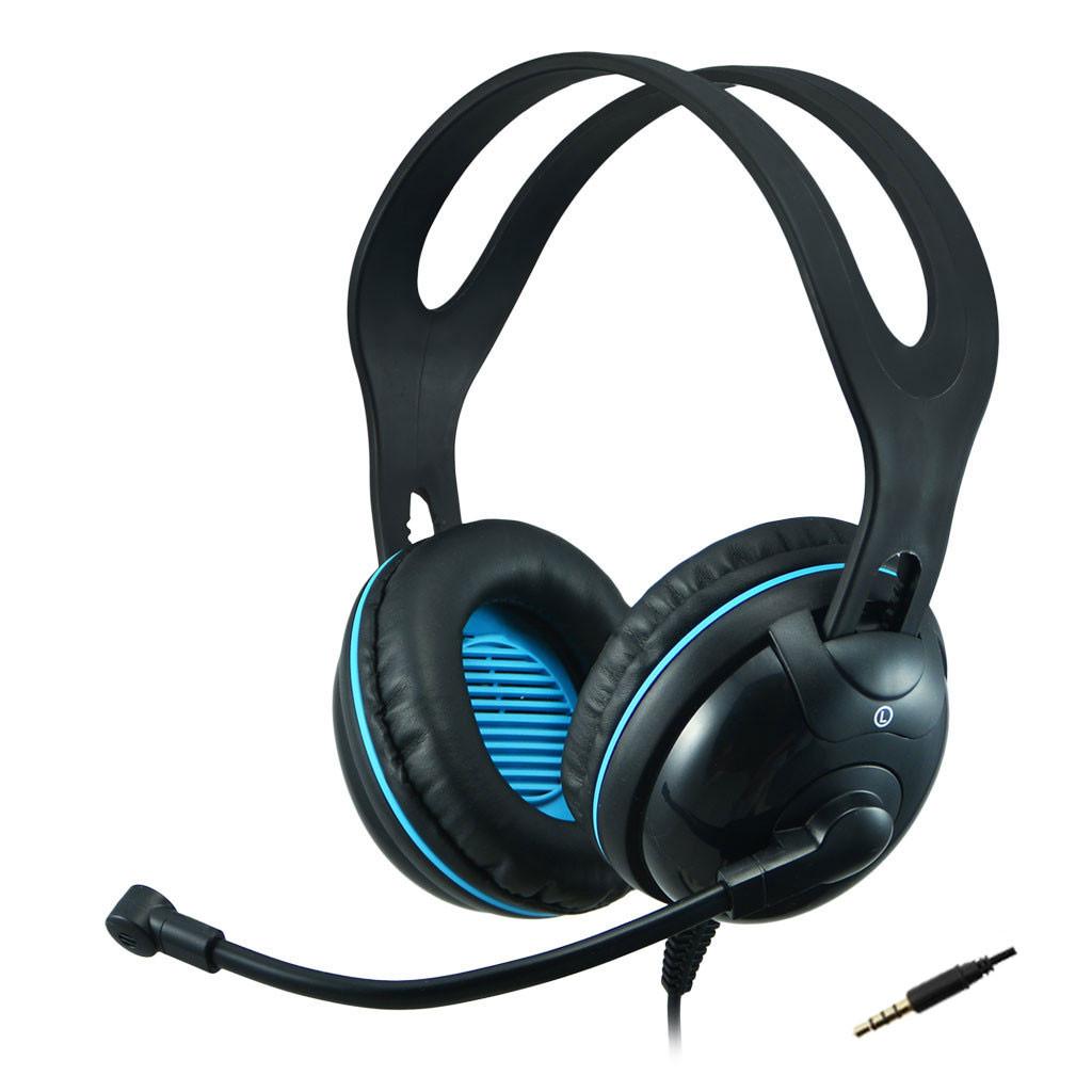 EDU-455M Over-Ear (Circumaural) Stereo Mobile Headset