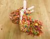 JUMBO Elegant Ice Cream Popsicle made with decadent fruity crisps