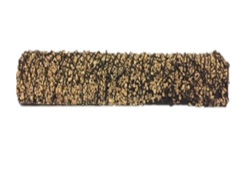 "15"" Praline Crunch Chocolate Log"