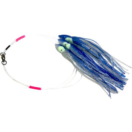 Daisy Chain Leader - Blue & Silver Sparkle