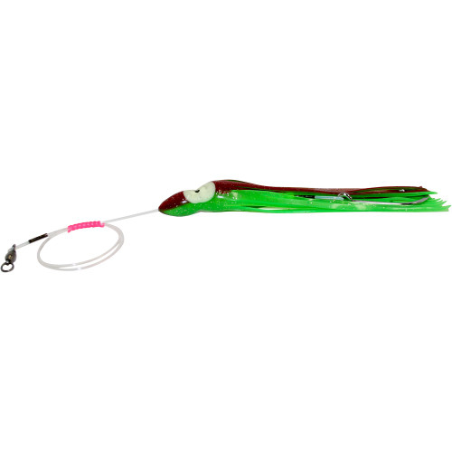 Daisy Chain Striker - Blood Red & Green