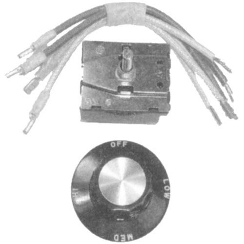 MIDDLEBY MARSHALL 34414 SWITCH KIT