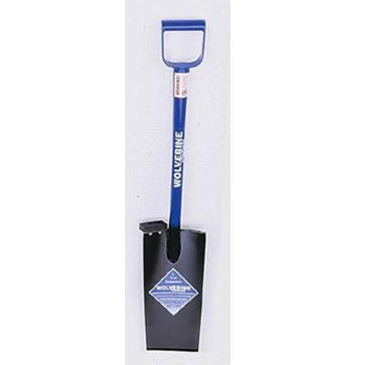 15'' Straight Blade Shovel, D Handle