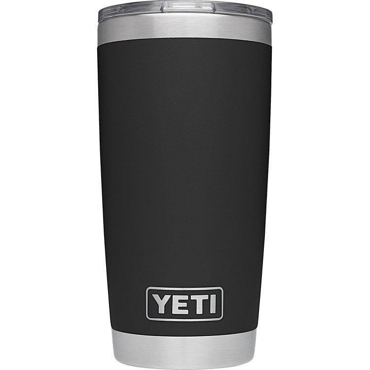 Yeti 20 oz Rambler Black