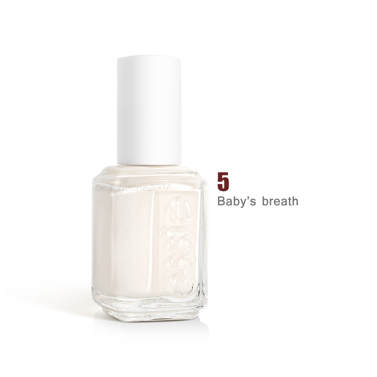 Essie Nail Polish #5 Baby\'s Breath 0.46oz - BeautyChain