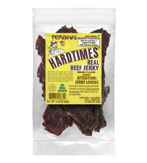 Hardtimes Teriyaki Beef Jerky