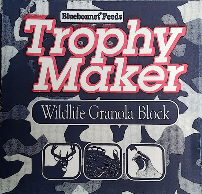 Trophy Maker® Wildlife Granola Block