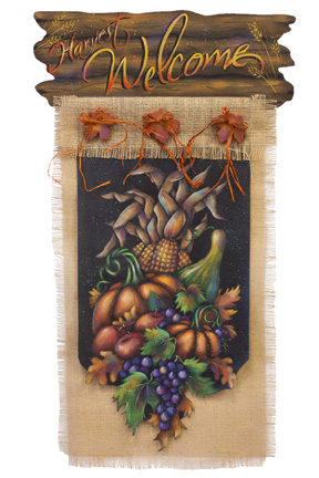 Harvest Welcome DVD & Pattern Packet  - Patricia Rawlinson