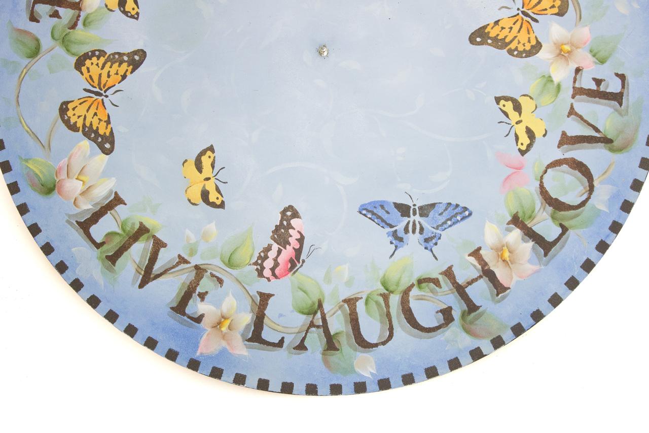 Butterfly Lazy Susan DVD - Patricia Rawlinson