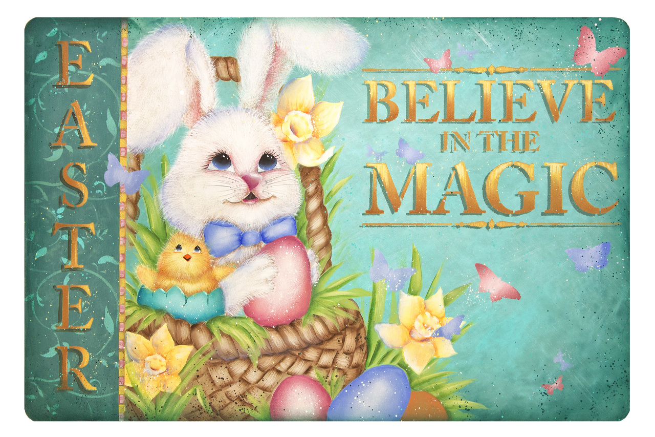 Easter Magic DVD & Pattern Packet - Patricia Rawlinson