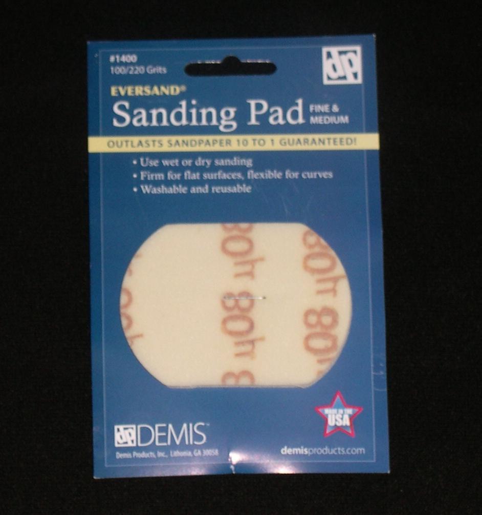 100/220 Grit Sanding Disc