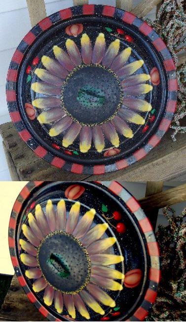 Autumn Pot Lid - Betty Bowers