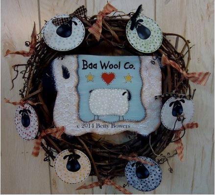 Baa Wool Co. E-packet - Betty Bowers
