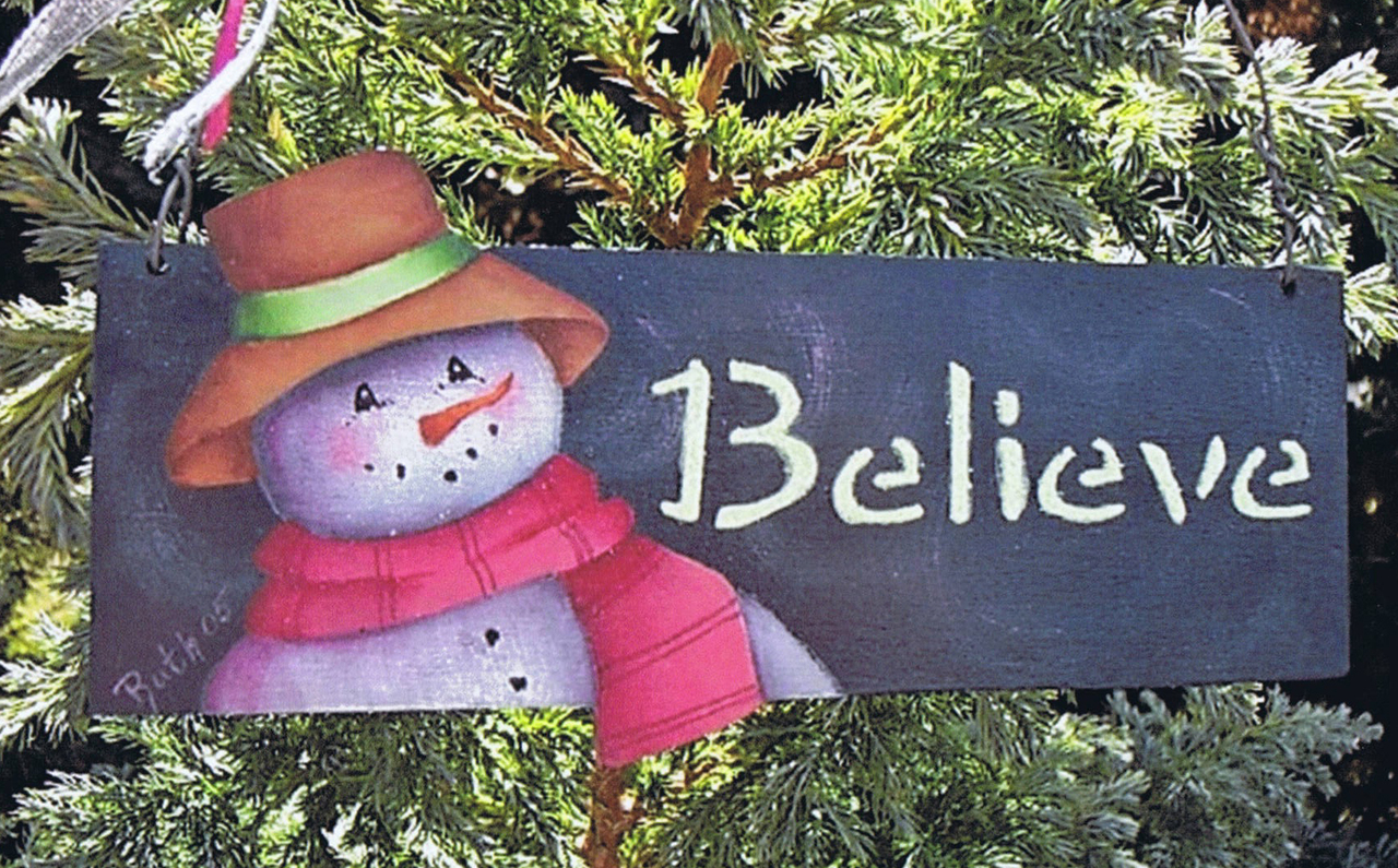 Believe - E-Packet - Ruth Veley
