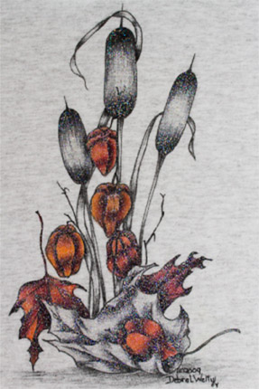 Autumn Bouquet  E-packet - Debra Welty