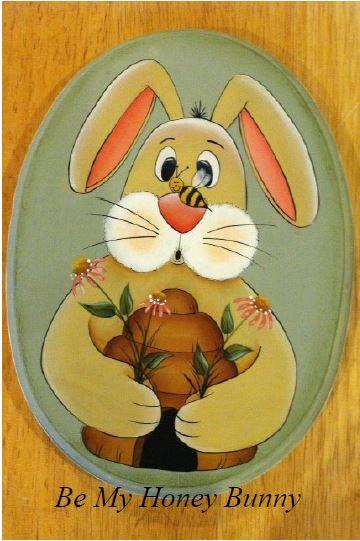 Bee My Honey Bunny - E-Packet - Vera Collier