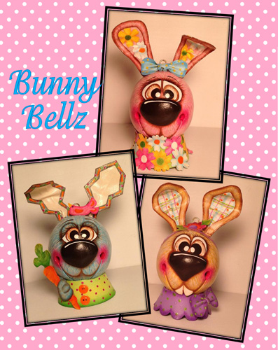 Bunny Bellz - E-Packet - Sharon Cook