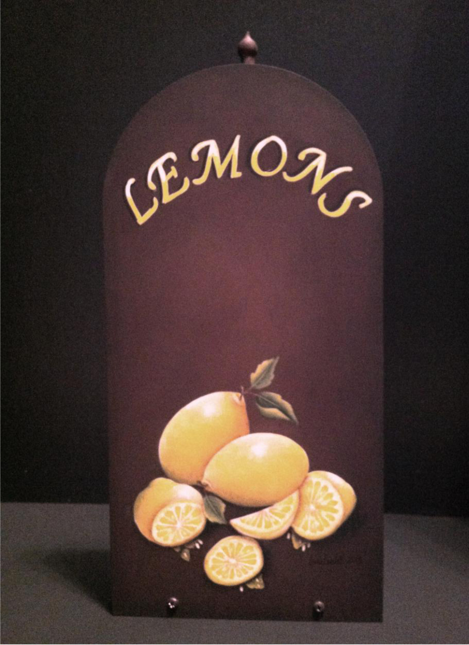 Lemons - E-Packet - Lonna Lamb