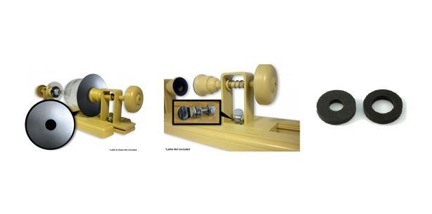Deluxe Craft Lathe Accessory Set