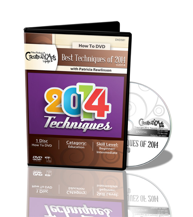 Best Techniques of 2014 DVD