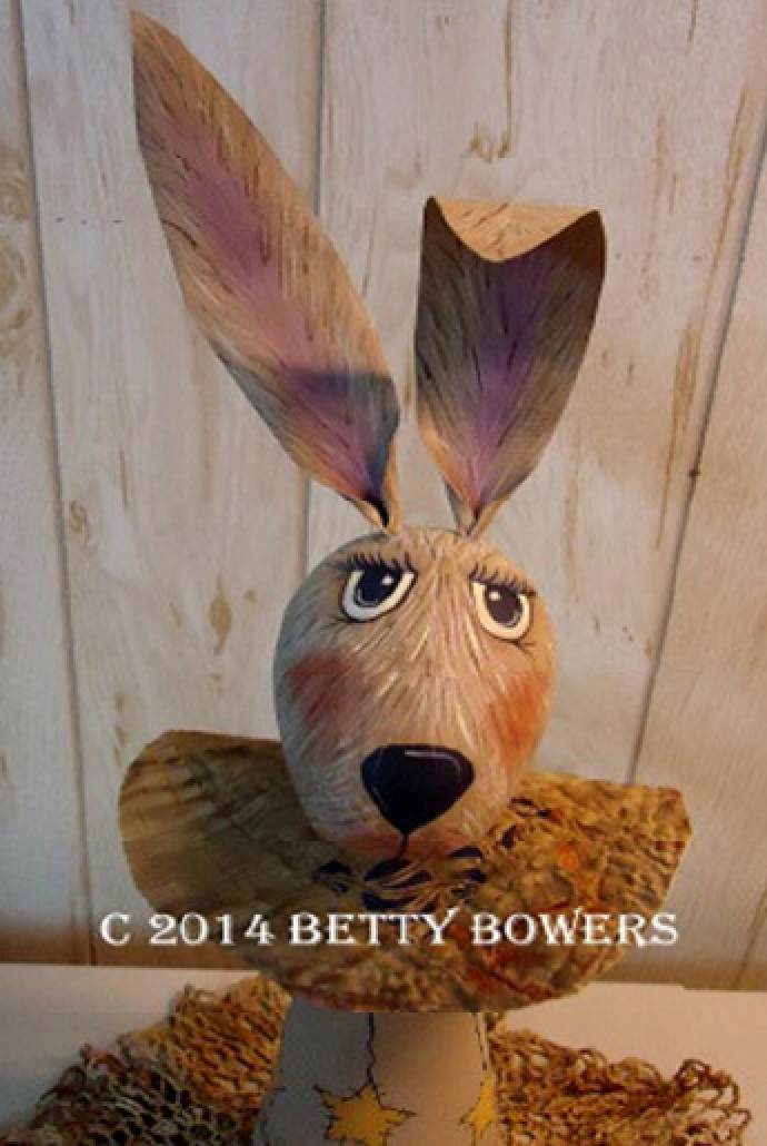 Easter Bunny - Clair E-packet - Betty Bowers