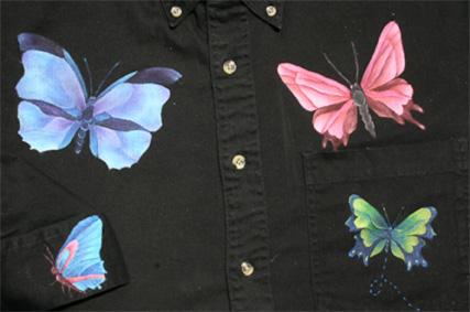 Butterfly Fancy E-packet - Debra Welty