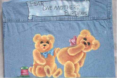 Bear One Anothers Burdens - E-Packet - Debra Welty