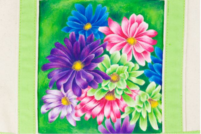 Birthday Daisies E-packet - Debra Welty