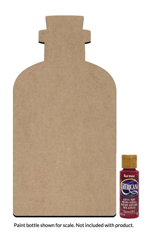 "Apothecary Bottle Surface - Medium - 12"" x 6-1/4"""