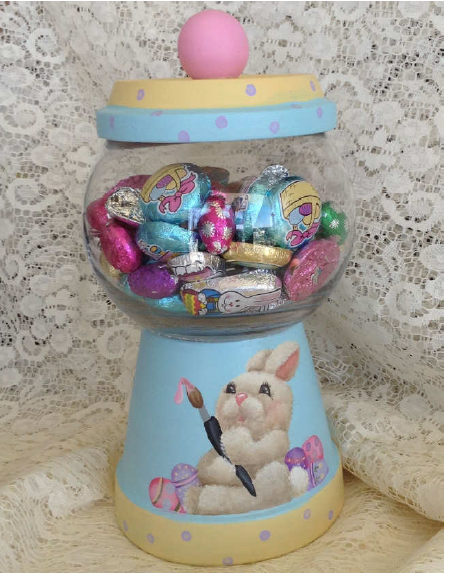 Busy Bunny Gumball - E-Packet - Wendy Fahey