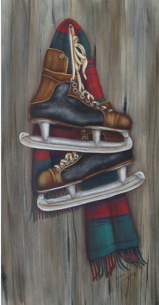 The Old Skates - E-Packet - Wendy Fahey