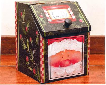 Jolly Santa - E-Packet - Sonja Richardson