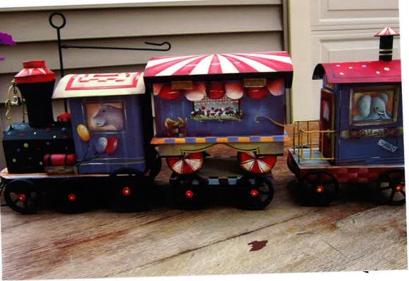 Circus Train - E-Packet - Sonja Richardson