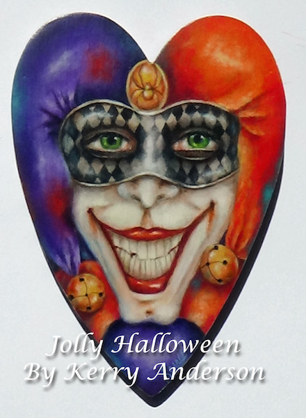 Jolly Halloween - E-Packet - Kerry Anderson