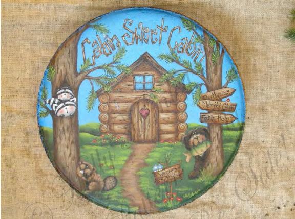 Cabin Sweet Cabin - E-Packet - Holly Hanley