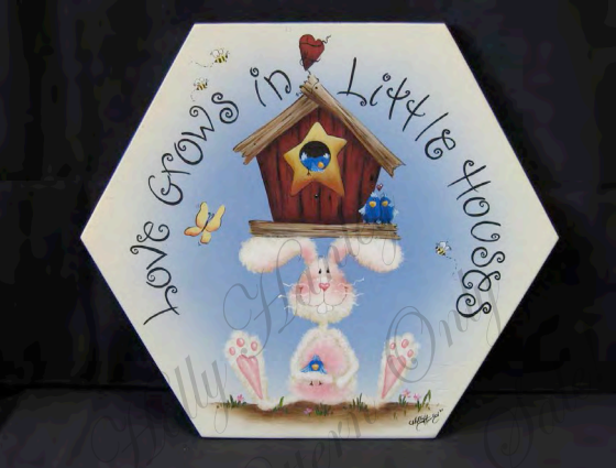 Little Houses Stepping Stone E-packet - Holly Hanley