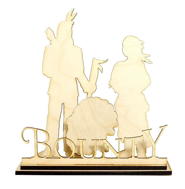 Bounty Native American Centerpiece Standing Surface Set