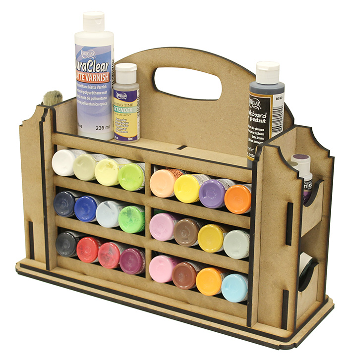 Desktop Paint Project Organizer