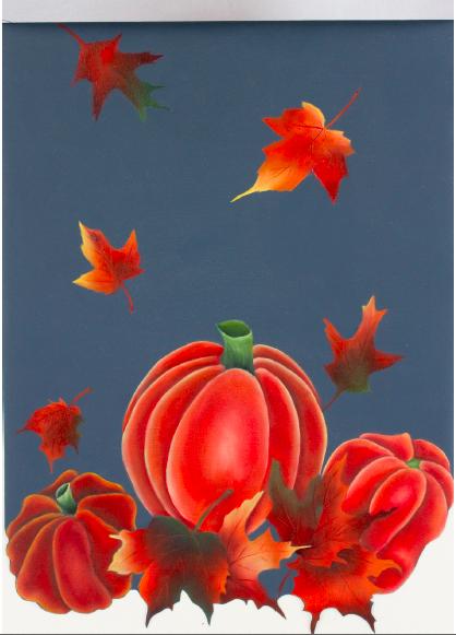 Autumn Banner E-packet - Debra Welty