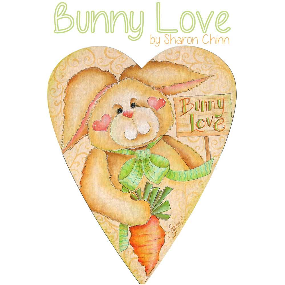 Bunny Love - E-Packet - Sharon Chinn