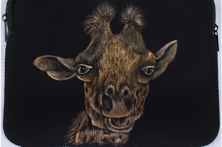 Allison's Giraffe E-packet - Debra Welty
