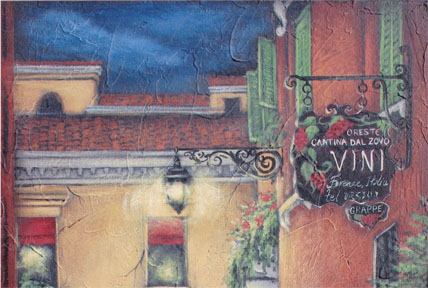 Evening In Italy E-packet - Holly Hanley